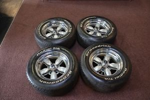 American Racing Torque Thrust Wheels 14x8