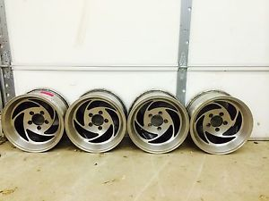 15 inch American Racing Wheels