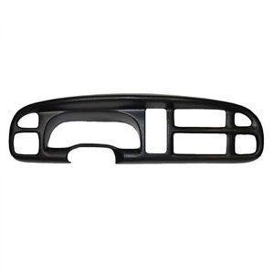 Plastic Black Dash Board Bezel Cover Cap for 98 01 Dodge RAM Pickup Truck