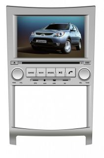 Free Camera Car DVD GPS Navi Player Radio for Hyundai Veracruz IX55 2006 2008
