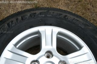 "07 13 Toyota Tundra TRD 18"" Wheels Tires Sequoia Land Cruiser Lexus LX 470"