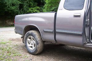 00 Toyota Tundra Salvage Truck Parts