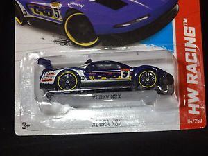 HW Hot Wheels 2013 HW Racing 114 250 Acura NSX Hotwheels Red