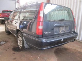 Transmission Volvo V70 S70 1998 98 Auto All Wheel Drive