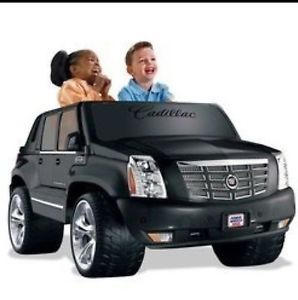 New Out of Box Fisher Price Cadillac Escalade Power Wheels Truck