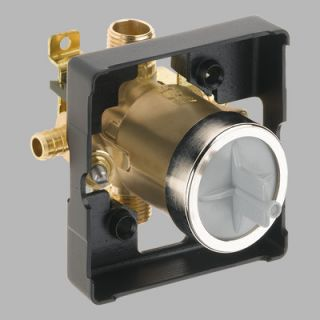 Delta Classic Universal Tub and Shower Pex Valve Body with Stops   R10000 PXWS
