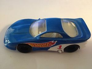 1992 McDonald's Happy Meal Hot Wheels Racing Series Camaro 1 New Car Loose