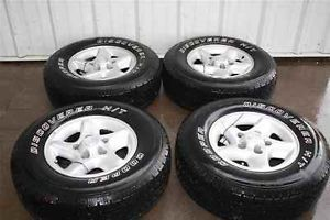 Dodge RAM 1500 16 Wheels