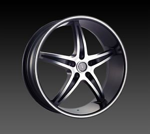 20 inch Rims Wheels Ford Mustang Dodge Charger Nissan Altima Crown Vic