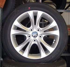 "Hyundai 2013 Sonata GLS 17"" inch Wheels Tires Set of 4"