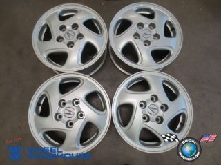 Four 96 98 Acura TL Factory 15 Wheels Rims 71777 71778