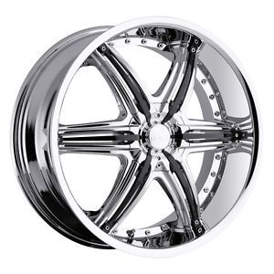 "22"" VCT Mobster Wheels Rims Tires 5x115 Cadillac Seville DeVille STS cts DTS"