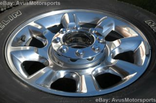 "2013 Ford F350 Super Duty 20"" Wheels F250 Lariat FX4 King Ranch Tires"