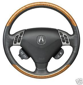 Acura TSX 2006 2008 Wood Steering Wheel