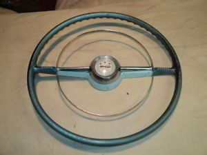 1953 Chevy Power Steering Wheel 53 54 Belair Chevrolet GM Corvette 54 Gasser 327