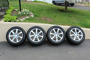 Acura TL 2012 Rims with Tires Fit Acura RL Honda Odyssey Like New Cheap Deal