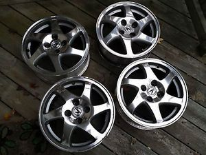 "15"" Acura Integra GSR Blades Factory Wheels Honda Civic SI Rims Free SHIP"
