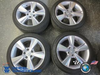 13 14 Acura ILX Factory 17 Wheels Tires Rims Michelin Civic Accord 71805