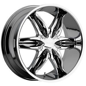 "28"" inch Viscera 778 Wheels Rims Tires Fit Chevy Cadillac GMC Nissan Specials"