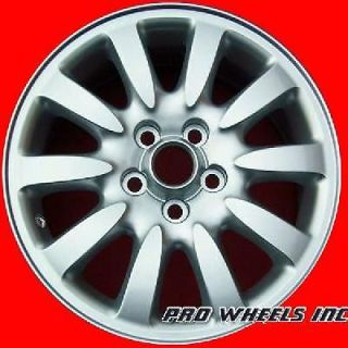"Jaguar x Type 16"" Silver Factory Wheel Rim 59712"