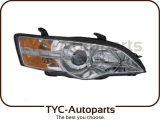 TYC 2006 2007 Subaru Legacy Outback Headlight Assembly RH