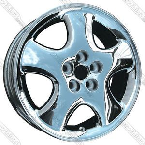 "Brand New 16"" Chrome Alloy Wheel for 2001 2002 Chrysler PT Cruiser"