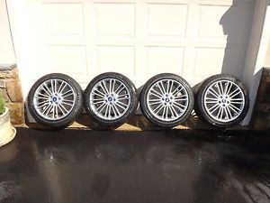 "18"" Ford Fusion Upgraded Wheels Rims Tires Factory Wheels 2013 2014"