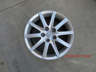 "Factory Lexus GS300 17"" Wheels Rims"