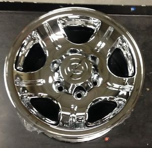 Lexus LX450 Chrome Wheel with Center Cap