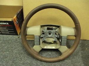 King Ranch Steering Wheel Ford F150 F250 Tan