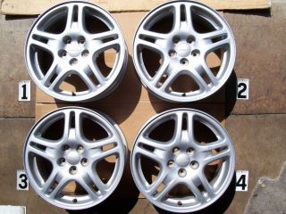 "Subaru WRX Impreza 16"" Wheels Rims Stock Factory Legacy Outback Forester 16"""