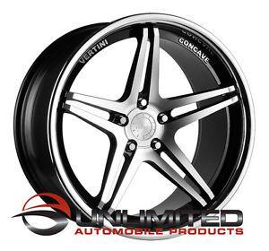 "20"" Vertini Manoco Staggered Wheels Rims Fit Lexus LS400 RX300 SC300 sc400 SC430"