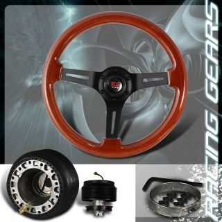 6 Hole Steering Wheel Adapter