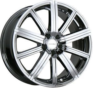 "17"" Chrome Wheels Rims Nissan Maxima Altima Quest 5x114 3"