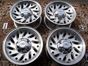 "Ford Explorer Ranger 15"" Wheels Rims Stock Factory Alloy 15"" Mazda Truck Rim"