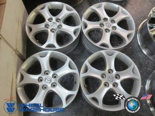 Four 08 10 Mazda 5 Mazda 3 Factory 17 Wheels Rims 64913
