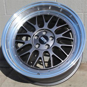 "18"" 18x8 5 Scion TC XD VW Beetle Jetta Golf GTI MK4 Passat Wheels Rims 5x100"