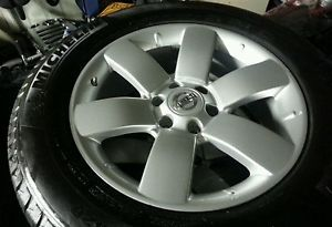 20 inch Nissan Titan Armada Wheels and Tires Genuine