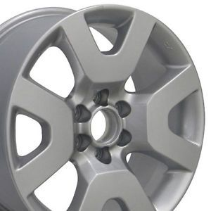 "17"" Rims Nissan Xterra 52522 Wheels Set of 4 Silver Rims 17x7 5 Set"