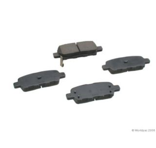 New Rear NPN 2 Wheel Set Brake Pad Sets Coupe Sedan for Nissan Maxima Altima G35