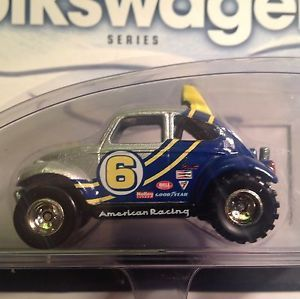 Hot Wheels Garage Volkswagen Beetle