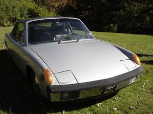 1970 Porsche 914 4 Mahle Alloy Wheels