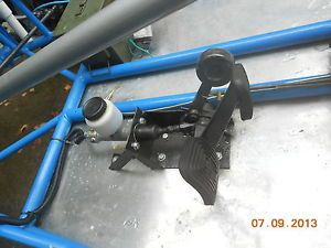 VW Bug Volkswagen Beetle Used Parts Pedal Assembly Sand Rail Dune Buggy