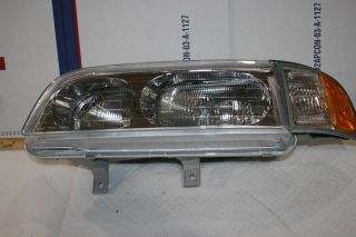 Acura Legend Honda Left Headlight and Marker 91 94