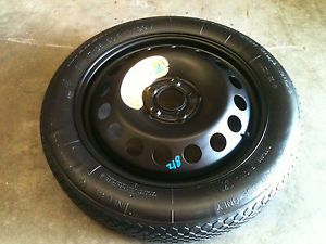 99 00 01 02 03 04 05 06 07 08 Volvo S80 Spare Wheel Tire Donut 125 80 17