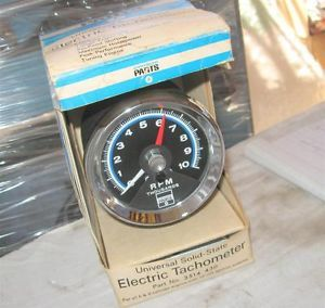 Chrysler Parts 10 000 RPM Tachometer 60's Early 70's Dodge Chrysler Plymouth