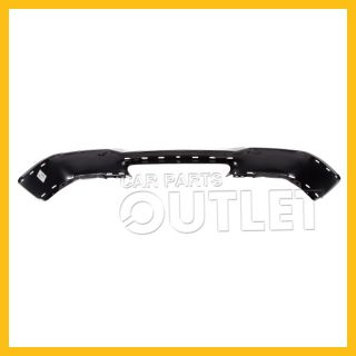 01 09 Mazda B Series Front Bumper Primered Black Steel B3000 4000 Truck Face Bar
