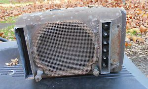 1939 Plymouth Radio Dodge DeSoto Chrysler Mopar Old Car Parts Rat Rod