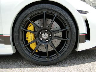 LP1000 Twin Turbo IMSA Wide Body Ceramic Brakes HRE Wheels $350K Spent
