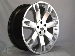 "22"" Range Rover Wheels Tires SE HSE Sport Supercharged"